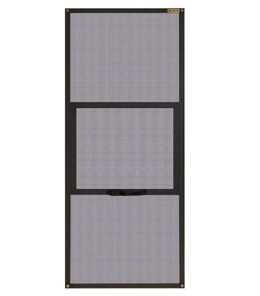 FW100可拆卸提拉纱窗